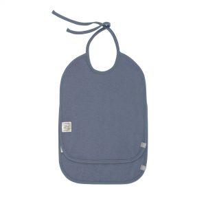 Pack 2 baberos medianos azules