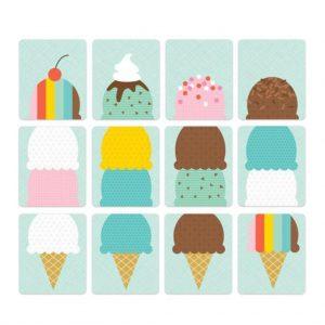 Juego de mesa Ice Cream