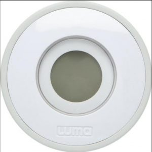 Termómetro de baño digital
