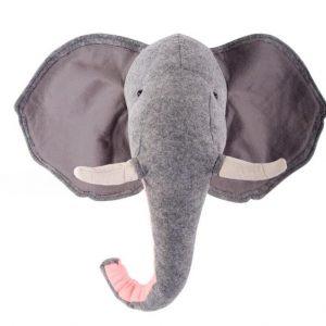 Cabeza fieltro Elefante