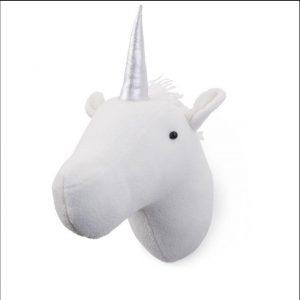 Cabeza fieltro Unicornio