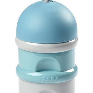 Dosificador de leche en polvo azul BEABA