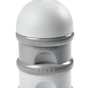 Dosificador de leche en polvo gris BEABA