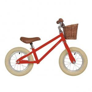 Bicicleta equilibrio rojo MOONBUG BOBBIN