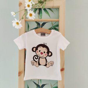 Conjunto de niño mono MON PETIT BONBON