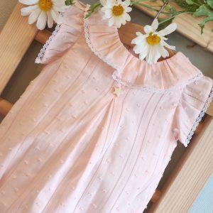 Pelele plumeti rosa PILAR BATANERO