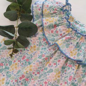 Blusa estampada flores LA PEPPA