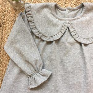 Camiseta Cuello Gris BABY YIRO